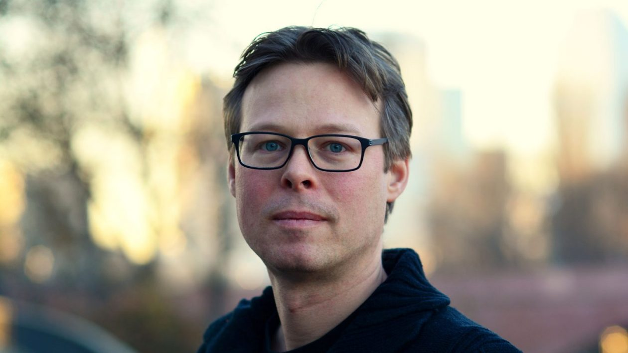 Sebastian Alscher, Vorsitzender der www.piratenpartei.de