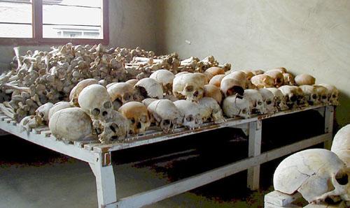 Völkermord in Ruanda